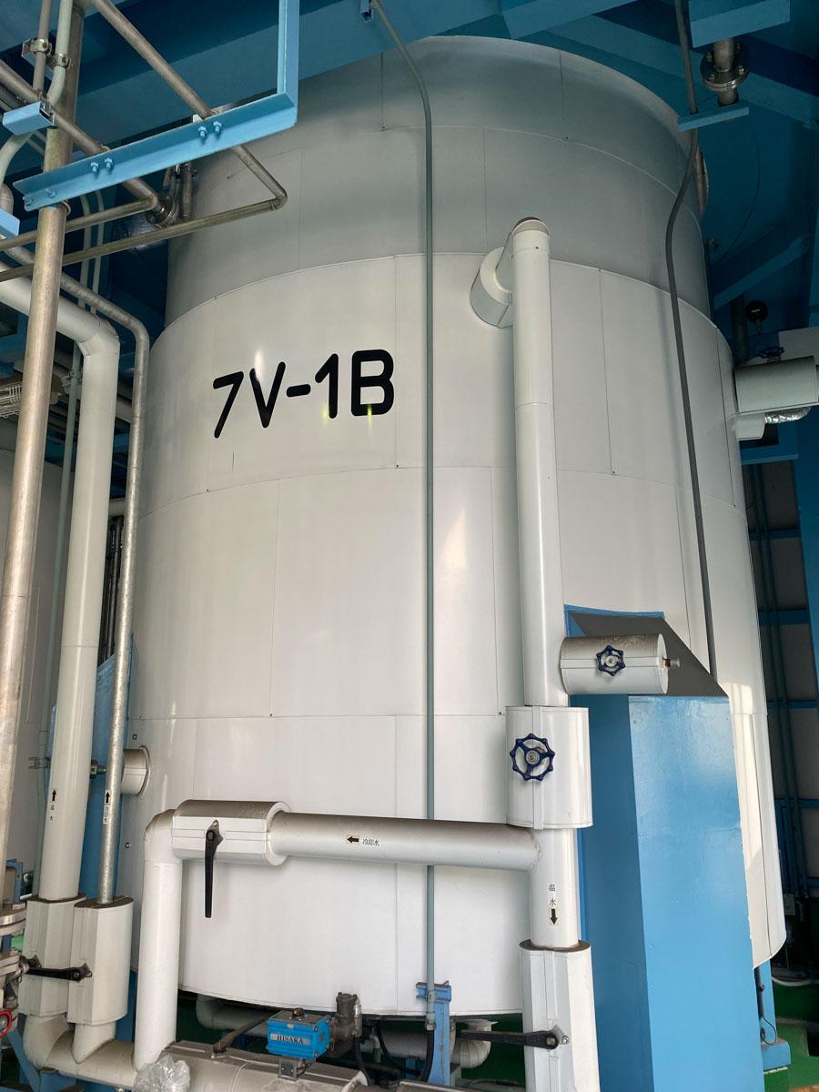 7V-1B 22KL 危険物対応タンク