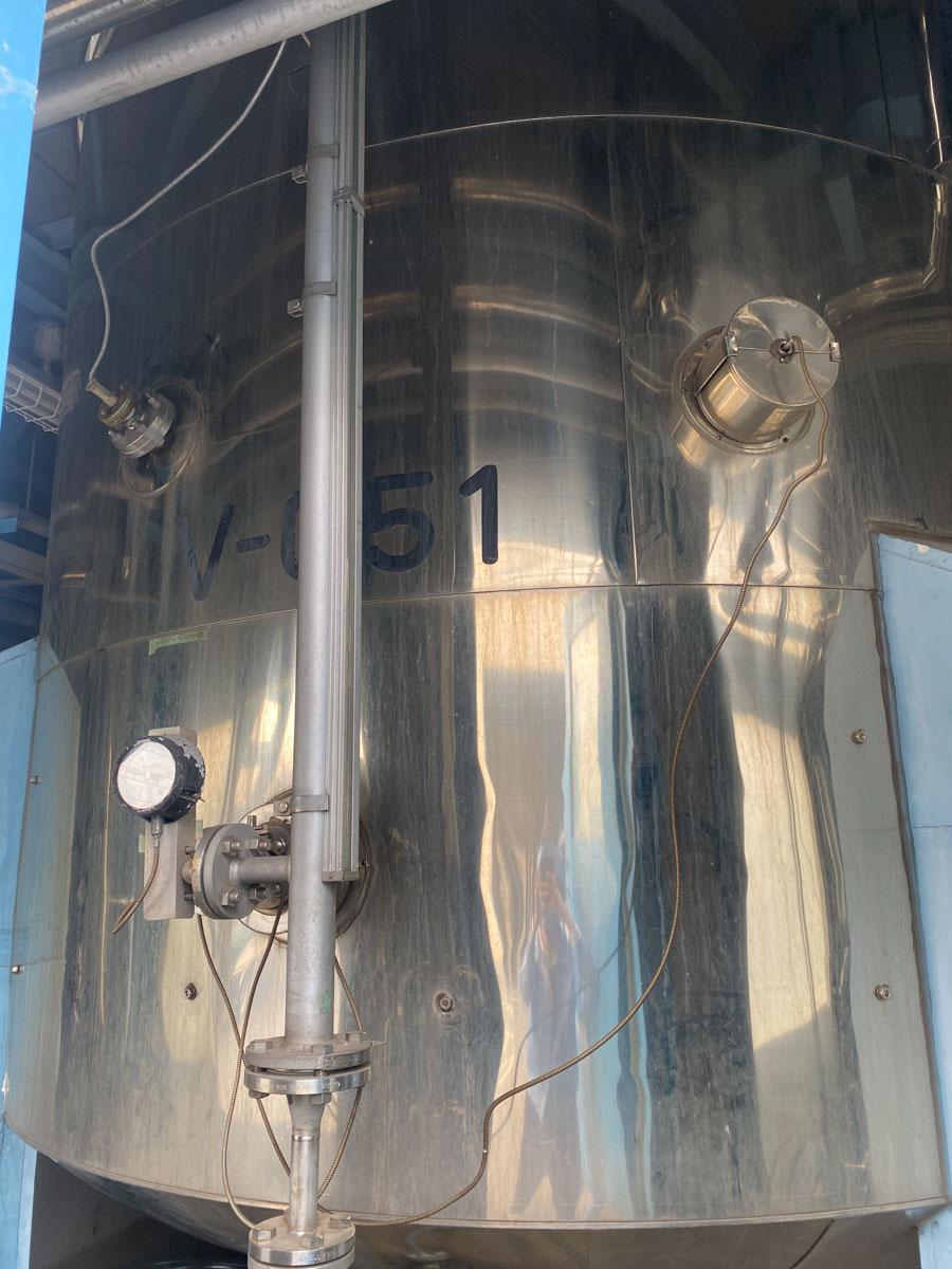 V-051 20KL 危険物対応タンク
