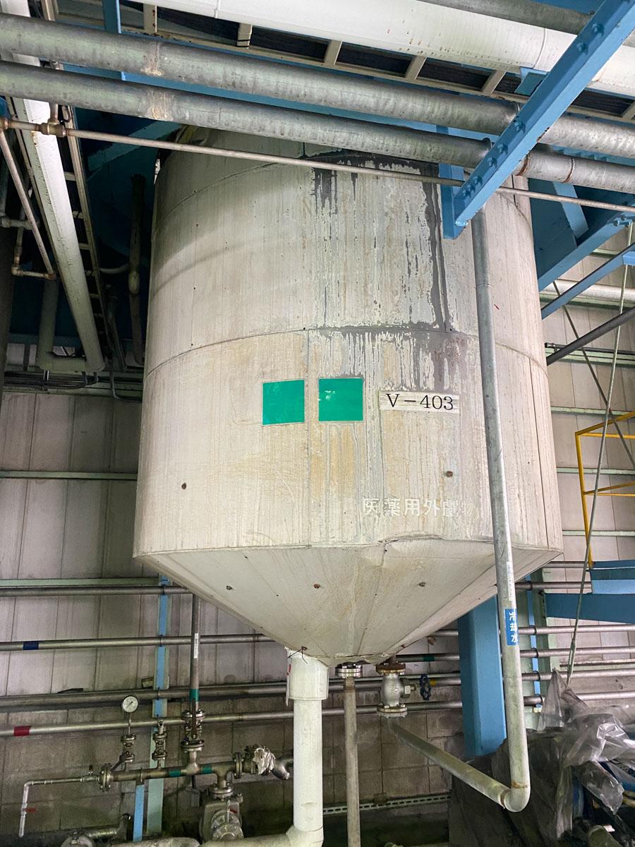 V-403 8KL 一般物対応タンク